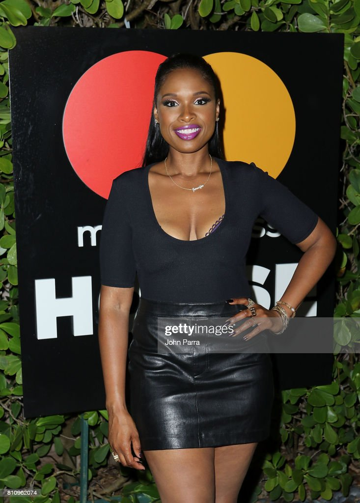 SU2C Jennifer Hudson Concert At The Masterpass House