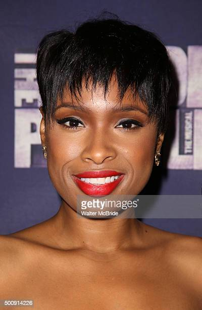 Jennifer Hudson attends the Broadway Opening Night Performance After Party for 'The Color Purple' at Copacabana on December 10 2015 in New York City