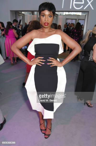 Jennifer Hudson attends the Glamour Women of The Year Awards 2017 in Berkeley Square Gardens on June 6 2017 in London England