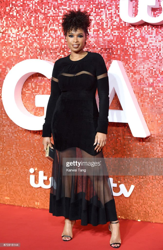 Jennifer Hudson attends the ITV Gala at the London Palladium on November 9, 2017 in London, England.