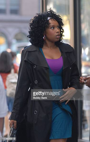 jennifer hudson sex and the city movie