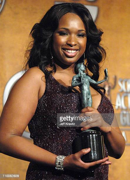 Jennifer Hudson winner Outstanding Performance by a Female Actor in a Supporting Role for Dreamgirls