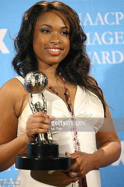 Jennifer Hudson winner Outstanding Supporting Actress in a Motion Picture for 'Dreamgirls'