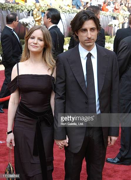 Jennifer Jason Leigh and Noah Baumbach nominee Best Original Screenplay for 'The Squid and the Whale'