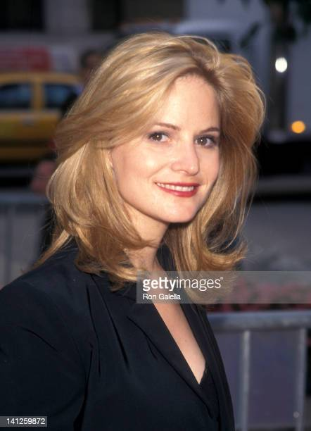 Jennifer Jason Leigh at the Premiere Party for 'Boogie Nights' Club Life New York City