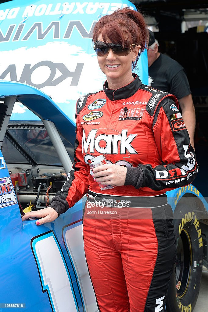 ... Charlotte Motor Speedway on May 16, 2013 in Charlotte, North Carolina