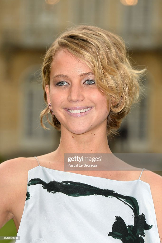 <a gi-track='captionPersonalityLinkClicked' href=/galleries/search?phrase=Jennifer+Lawrence&family=editorial&specificpeople=1596040 ng-click='$event.stopPropagation()'>Jennifer Lawrence</a> attends the Christian Dior show as part of Paris Fashion Week - Haute Couture Fall/Winter 2014-2015 on July 7, 2014 in Paris, France.