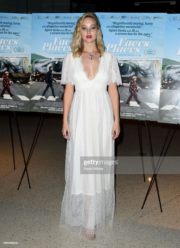"Premiere Of Cohen Media Group's ""Faces Places"" - Arrivals"