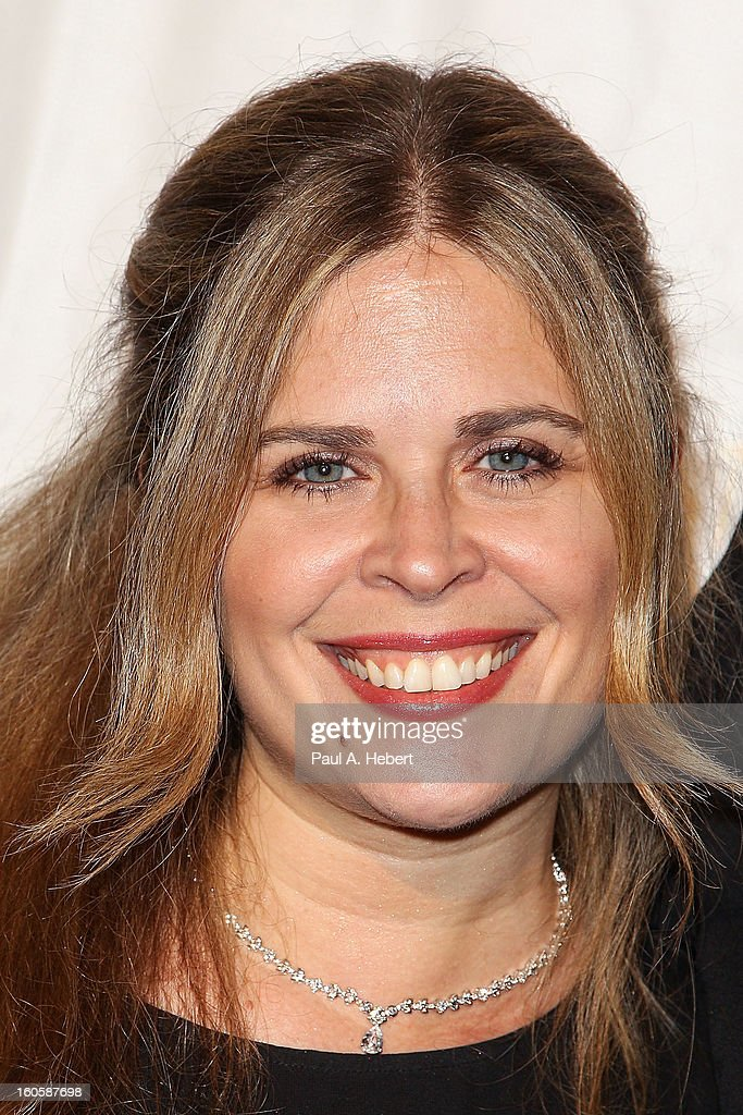 Jennifer Lee arrives at the 40th Annual Annie Awards held at Royce Hall on the UCLA Campus on February 2, 2013 in Westwood, California.