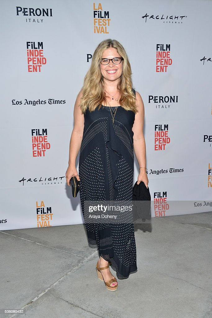 Jennifer Lee attends the 2016 Los Angeles Film Festival 'Paint It Black' premiere at LACMA on June 3 2016 in Los Angeles California