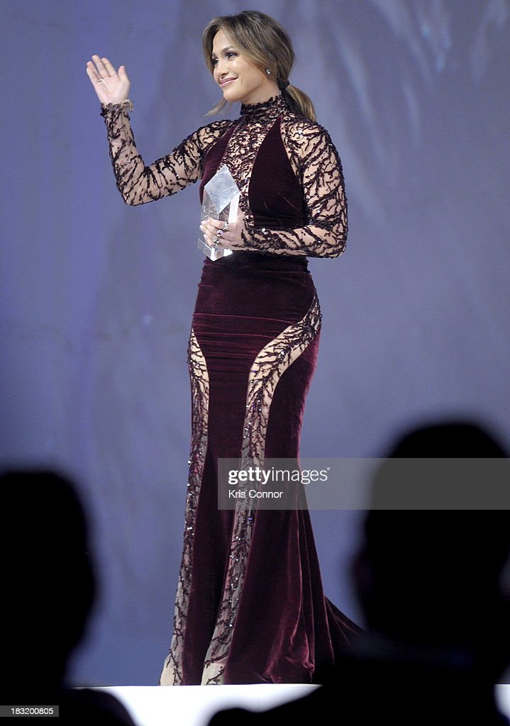 <a gi-track='captionPersonalityLinkClicked' href=/galleries/search?phrase=Jennifer+Lopez&family=editorial&specificpeople=201784 ng-click='$event.stopPropagation()'>Jennifer Lopez</a> accepts the Ally for Equality Award during the 2013 HRC National Dinner at Washington Convention Center on October 5, 2013 in Washington, DC.
