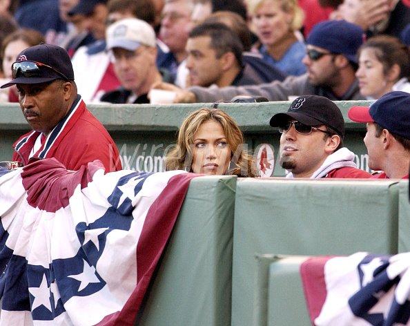 Jennifer Lopez and Ben Affleck...