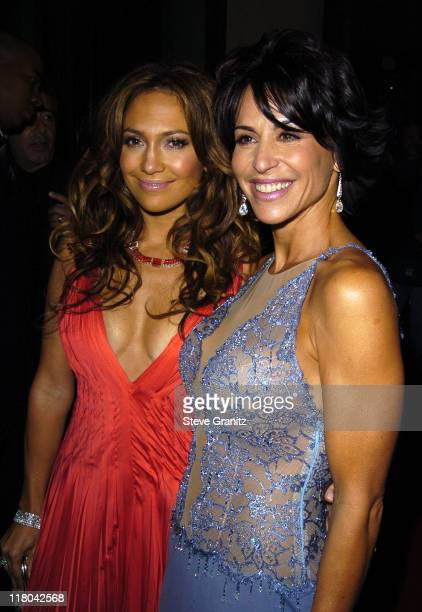 Jennifer Lopez and Giselle FernandezFarrand during Noche de Ninos Childrens Hospital Los Angeles Gala Arrivals at Beverly Hilton Hotel in Beverly...