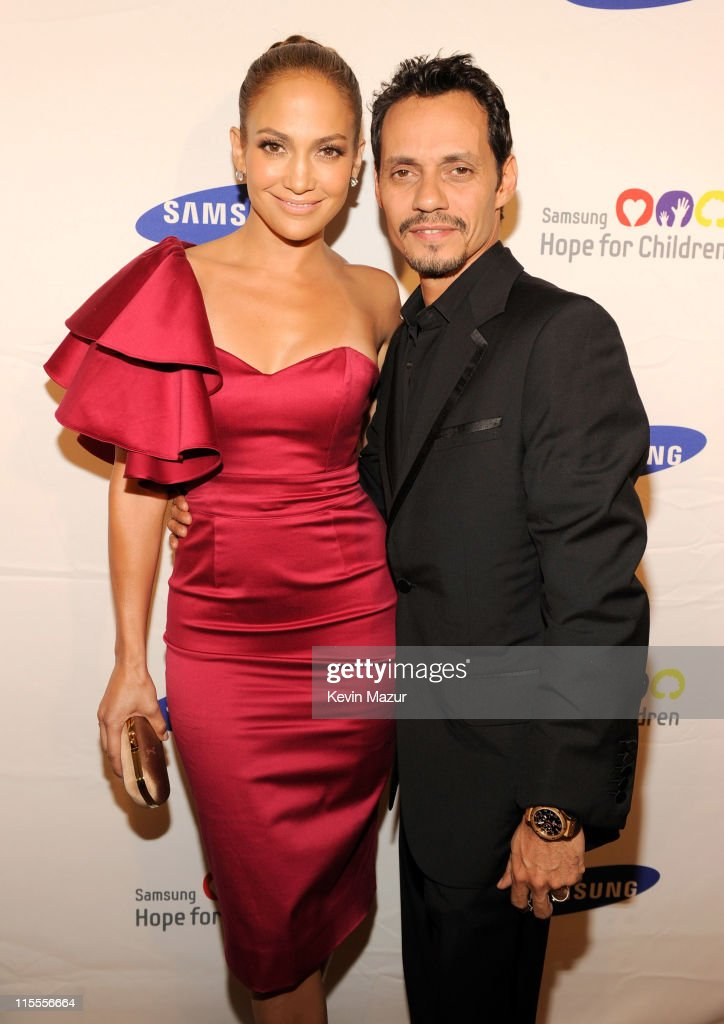 <a gi-track='captionPersonalityLinkClicked' href=/galleries/search?phrase=Jennifer+Lopez&family=editorial&specificpeople=201784 ng-click='$event.stopPropagation()'>Jennifer Lopez</a> and <a gi-track='captionPersonalityLinkClicked' href=/galleries/search?phrase=Marc+Anthony&family=editorial&specificpeople=202544 ng-click='$event.stopPropagation()'>Marc Anthony</a> attend the Samsung Hope for Children Gala at Cipriani Wall Street on June 7, 2011 in New York City.