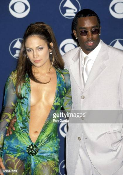 Jennifer Lopez and Sean 'Puffy' Combs