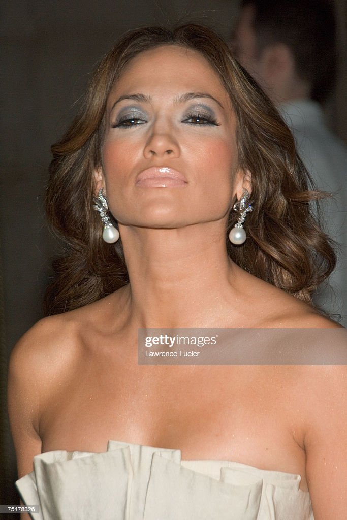 Jennifer Lopez at the 10th Annual Ace Awards - Arrivals at Cipriani - 42nd Street in New York City, New York.
