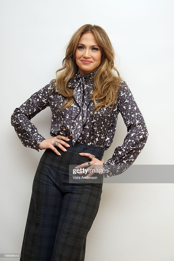 <a gi-track='captionPersonalityLinkClicked' href=/galleries/search?phrase=Jennifer+Lopez&family=editorial&specificpeople=201784 ng-click='$event.stopPropagation()'>Jennifer Lopez</a> at the 'Parker' Press Conference at the Four Seasons Hotel on January 16, 2013 in Beverly Hills, California.