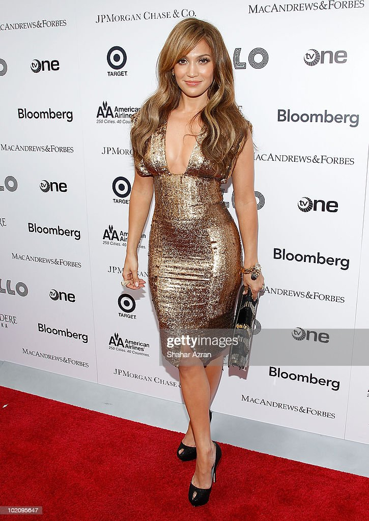 Jennifer Lopez attends the 2010 Apollo Theater Spring Benefit Concert & Awards Ceremony at The Apollo Theater on June 14, 2010 in New York City.