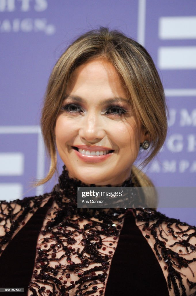 <a gi-track='captionPersonalityLinkClicked' href=/galleries/search?phrase=Jennifer+Lopez&family=editorial&specificpeople=201784 ng-click='$event.stopPropagation()'>Jennifer Lopez</a> attends the 2013 HRC National Dinner at Washington Convention Center on October 5, 2013 in Washington, DC.