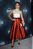 Jennifer Lopez attends the FOX winter TCA AllStar party at Langham Hotel on January 17 2015 in Pasadena California