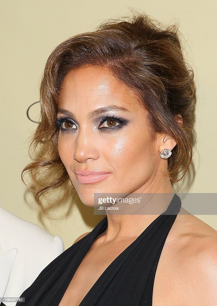 Jennifer Lopez attends The Weinstein Company's 2013 Golden Globes After Party at The Beverly Hilton Hotel on January 13, 2013 in Beverly Hills, California.