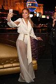 Jennifer Lopez Celebrates Release Of New Single...