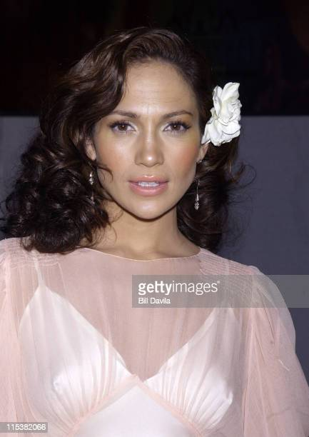 Jennifer Lopez during 'Enough' Premiere in New York City at Loew's Lincoln Square Theater in New York City New York United States