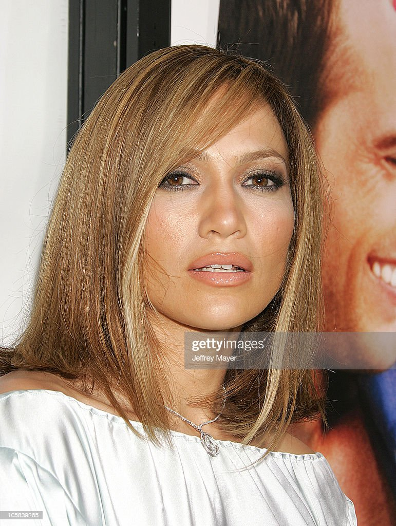 Jennifer Lopez during 'Monster-In-Law' Los Angeles Premiere - Arrivals at Mann National Theatre in Westwood, California, United States.