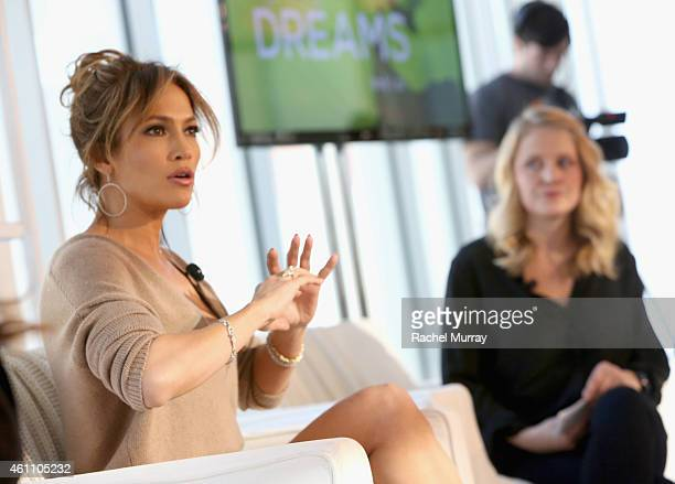 Jennifer Lopez founder of the BodyLab movement and Chantelle Daines Corporate Communications BodyLab launch BodyLab a revolutionary health and...