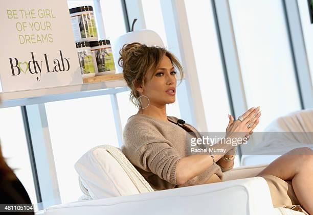 Jennifer Lopez founder of the BodyLab movement launches BodyLab a revolutionary health and wellness brand designed for women by women on January 6...