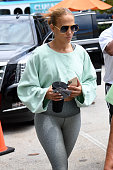 Celebrity Sightings In Miami -  May 13, 2021