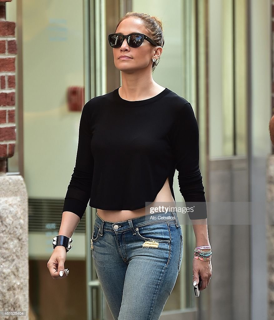 <a gi-track='captionPersonalityLinkClicked' href=/galleries/search?phrase=Jennifer+Lopez&family=editorial&specificpeople=201784 ng-click='$event.stopPropagation()'>Jennifer Lopez</a> is seen in Soho on June 30, 2014 in New York City.