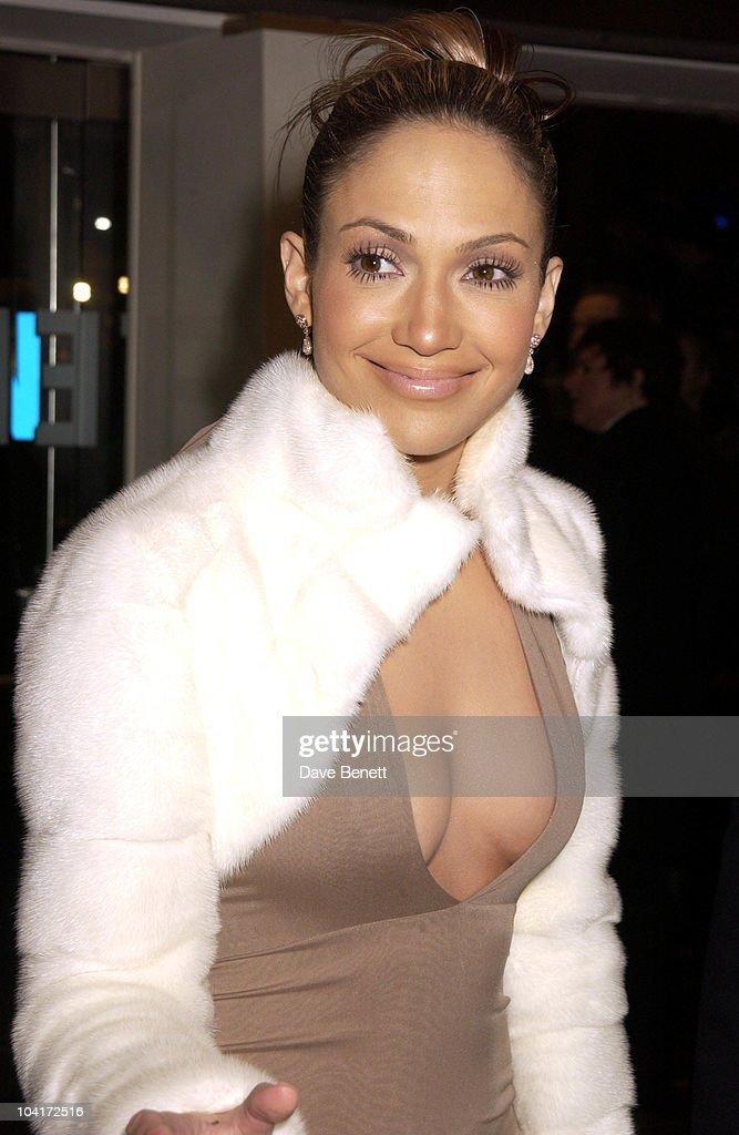 Jennifer Lopez, 'Maid In Manhattan'Premiere, The Odeon Leicester Square London
