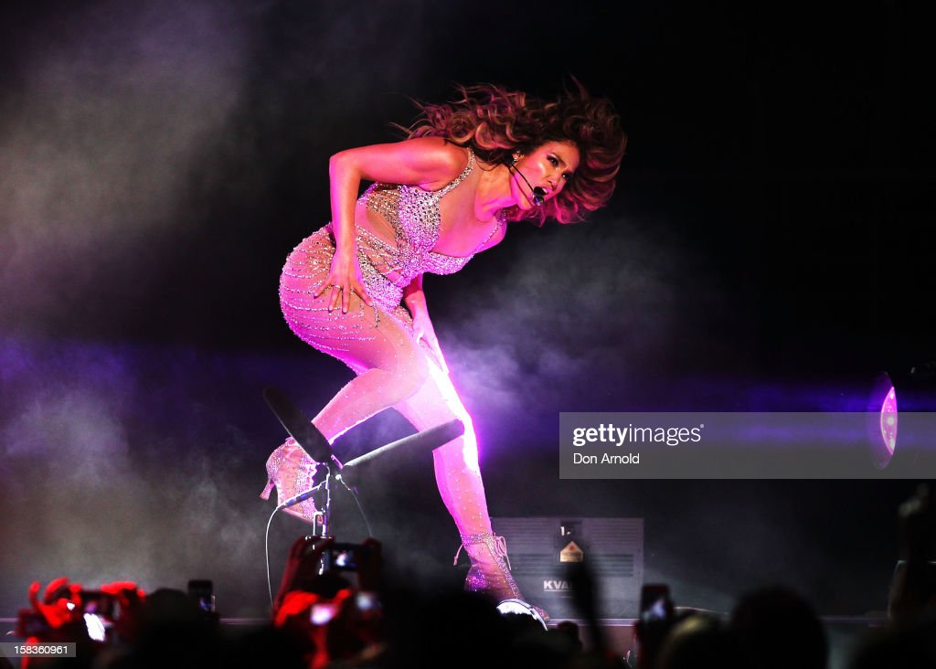 <a gi-track='captionPersonalityLinkClicked' href=/galleries/search?phrase=Jennifer+Lopez&family=editorial&specificpeople=201784 ng-click='$event.stopPropagation()'>Jennifer Lopez</a> performs on stage at Allphones Arena on December 14, 2012 in Sydney, Australia.