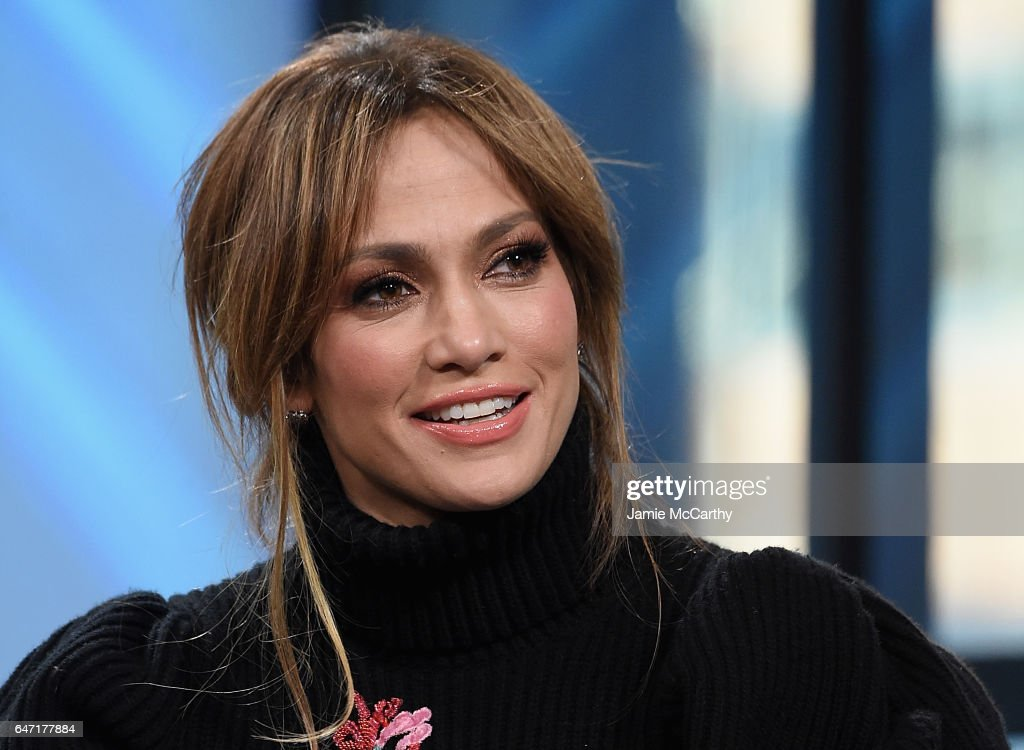"Build Series Presents Jennifer Lopez And Ray Liotta Discussing ""Shades Of Blue"""