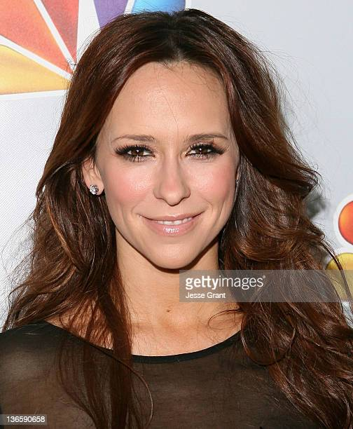 Jennifer Love Hewitt attends Betty White's 90th Birthday 'A Tribute To America's Golden Girl' at the Millennium Biltmore Hotel on January 8 2012 in...