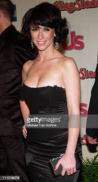 Jennifer Love Hewitt during 2006 Us Magazine and Rolling Stone Rock the Oscars After Party Arrivals at Wolfgang Puck at the Pacific Design Center in...