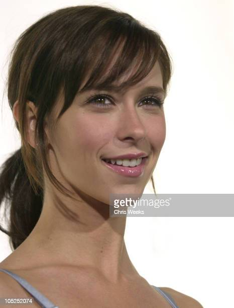 Jennifer Love Hewitt during Giorgio Armani Receives The First Rodeo Drive Walk Of Style Award Arrivals at Rodeo Drive Walk Of Style in Beverly Hills...