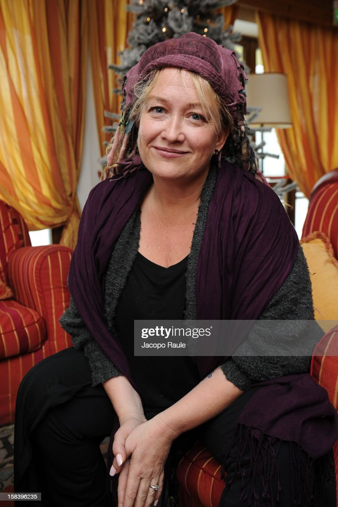 Jennifer Lynch attends the 22th Courmayeur Noir In Festival on December 15, 2012 in Courmayeur, Italy.