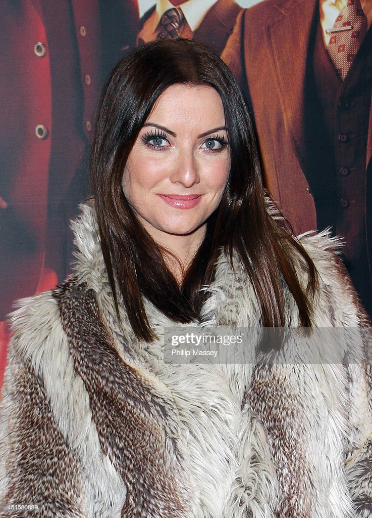 <a gi-track='captionPersonalityLinkClicked' href=/galleries/search?phrase=Jennifer+Maguire&family=editorial&specificpeople=224846 ng-click='$event.stopPropagation()'>Jennifer Maguire</a> attends the Irish premiere of 'Anchorman 2: The Legend Continues' on December 9, 2013 in Dublin, Ireland.