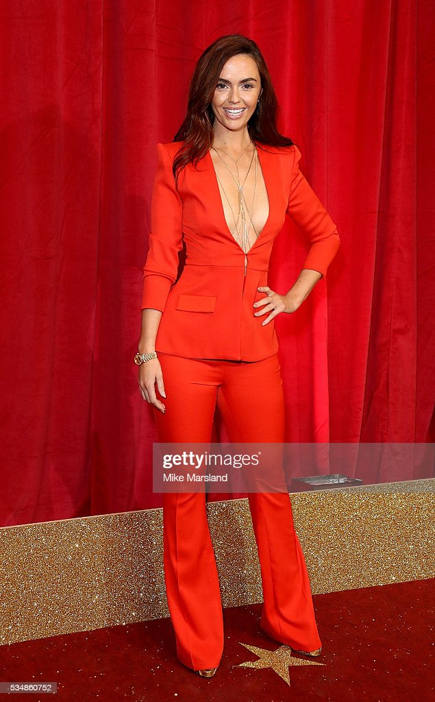 <a gi-track='captionPersonalityLinkClicked' href=/galleries/search?phrase=Jennifer+Metcalfe&family=editorial&specificpeople=3983534 ng-click='$event.stopPropagation()'>Jennifer Metcalfe</a> attends the British Soap Awards 2016 at Hackney Empire on May 28, 2016 in London, England.