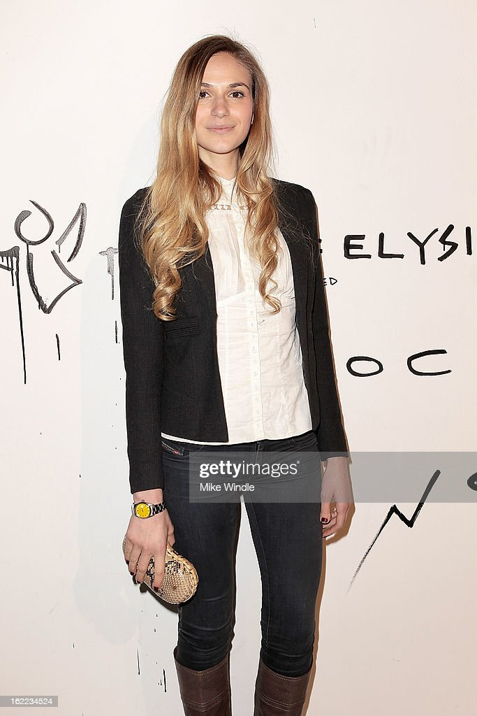 Jennifer Missoni attends The Art Of Elysium's 6th annual 'Pieces Of Heaven' powered by Ciroc Ultra Premium Vodka at Ace Museum on February 20, 2013 in Los Angeles, California.