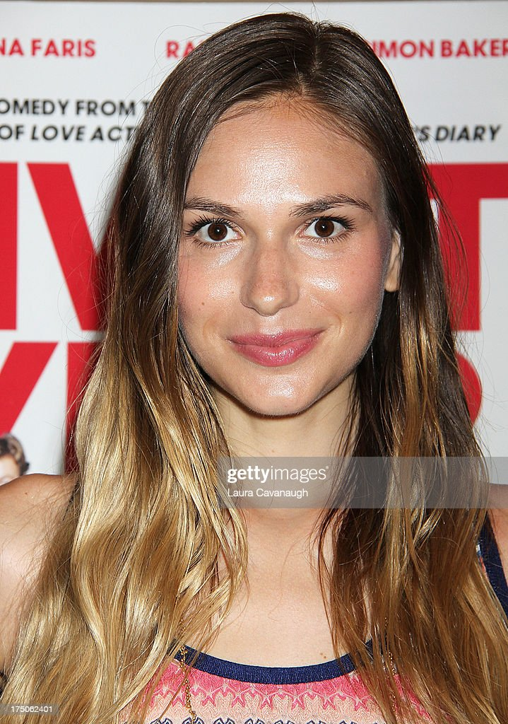 Jennifer Missoni attends the 'I Give It A Year' screening at the Crosby Street Theater on July 30, 2013 in New York City.