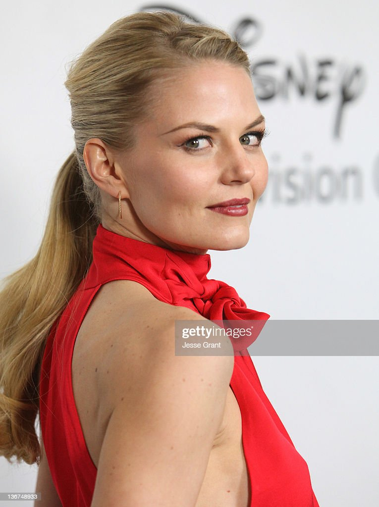 Jennifer Morrison arrives to Disney ABC Television Group's 'TCA Winter Press Tour' at the Langham Huntington Hotel on January 10, 2012 in Pasadena, California.
