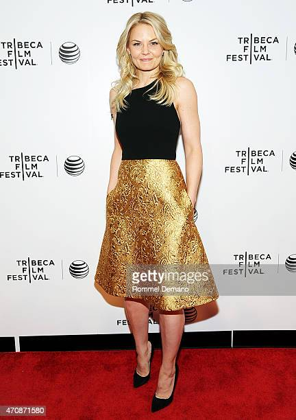 Jennifer Morrison attends TFF Awards Night during the 2015 Tribeca Film Festival at Spring Studio on April 23 2015 in New York City