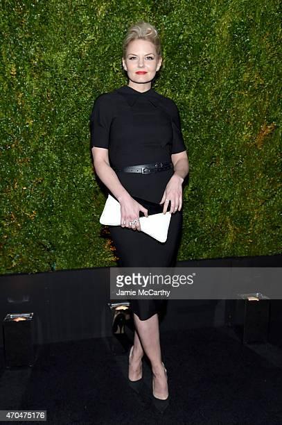 Jennifer Morrison attends the Chanel Dinner during the 2015 Tribeca Film Festival at Balthazer on April 20 2015 in New York City