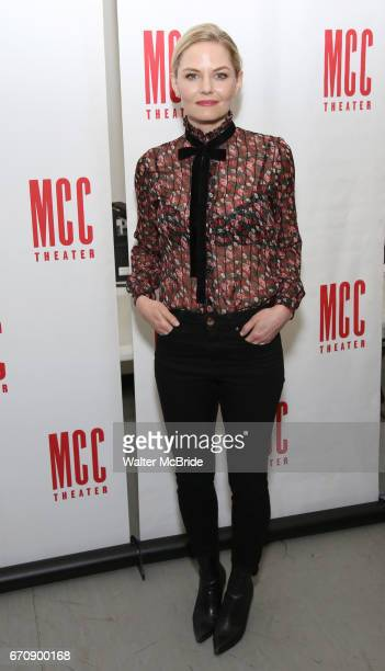 Jennifer Morrison attends 'The End Of Longing' cast photocall at Roundabout Rehearsal Studio on April 20 2017 in New York City