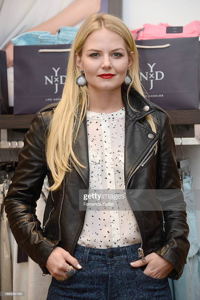 <a gi-track='captionPersonalityLinkClicked' href=/galleries/search?phrase=Jennifer+Morrison&family=editorial&specificpeople=233495 ng-click='$event.stopPropagation()'>Jennifer Morrison</a> attends the NYDJ Shop Opening Celebration at Bloomingdales at Bloomingdale's 59th Street Store on May 8, 2013 in New York City.