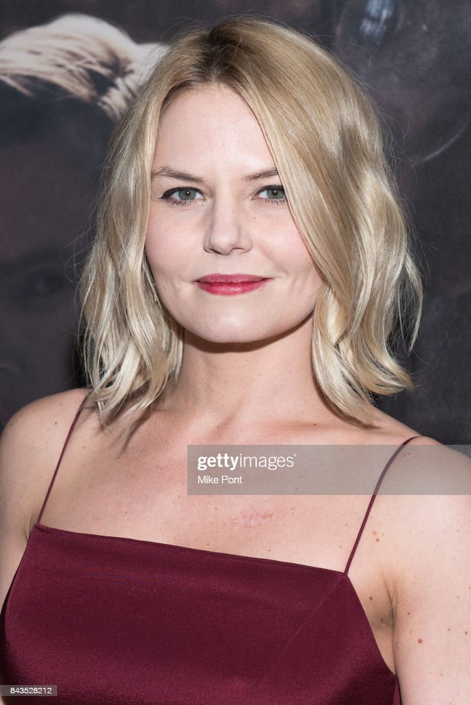 Jennifer Morrison attends the 'Rebel in the Rye' New York Premiere at Metrograph on September 6, 2017 in New York City.