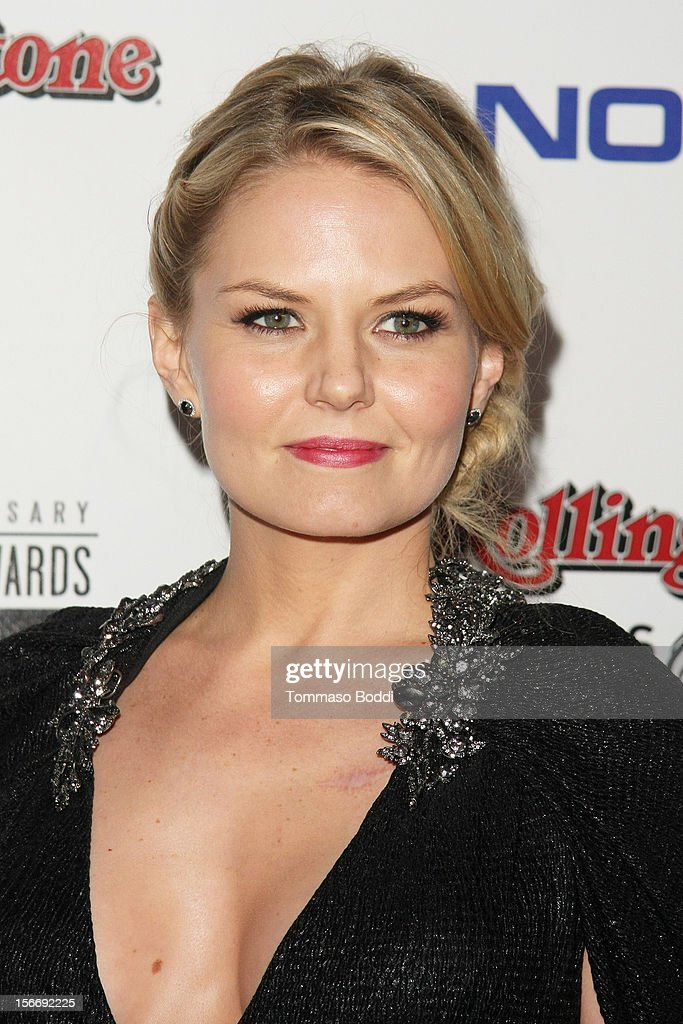 Jennifer Morrison attends the Rolling Stone after party for the 2012 American Music Awards presented by Nokia and Rdio held at the Rolling Stone Restaurant And Lounge on November 18, 2012 in Los Angeles, California.